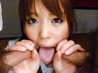 Creampie Eating