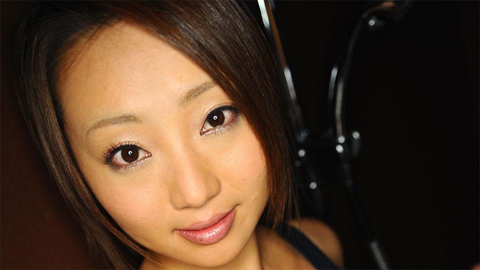 Blue Hair Asian Blowjob